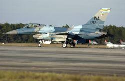 F-16 Fighting Falcon - William Tell 2004 Photo