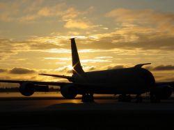 KC-135R - Good morning, sunshine Photo