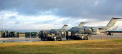 C-17 Globemaster III - AMC exercise kicks off in Michigan Photo