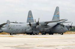 C-130 Hercules - Fierce tornado Photo