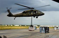 UH-60 Blackhawk - Turning back Photo