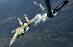KC-135 - Fueling all fighters Photo