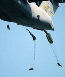 C-17 Globemaster III - Geronimo! Photo