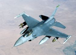 F-16 Fighting Falcon - Fighting Falcon Photo