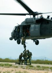 HH-60 Pave Hawk - Rescue me! Photo