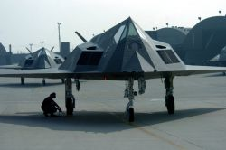 F-117 Nighthawk - Holloman Airmen train at Kunsan Photo