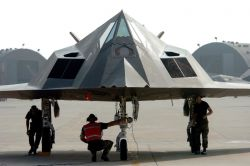F-117 Nighthawk - Nighthawk check Photo
