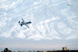 A-10 Thunderbolt IIs - Thunder mountains Photo