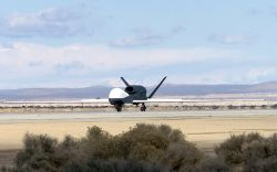 Global Hawk - Air Force receives newest Global Hawk Photo