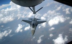 F-16 - Exercise under way in Thailand Photo