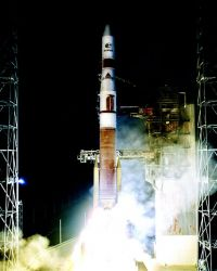 Delta IV - Space access vital to warfighting efforts Photo
