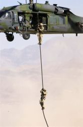 HH-60 Pave Hawk - Hey folks, watch this! Photo