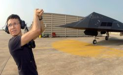 F-117 Stealth Fighter - A stealth launch Photo