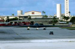 B-2 Spirit - A spirit landing Photo