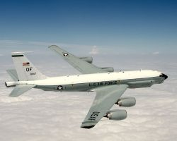 RC-135U - RC-135U Combat Sent Photo