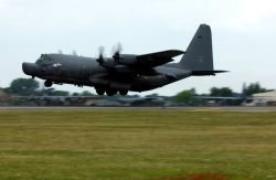 MC-130H - Talon landing Photo