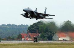 F-15C Eagle - Eagle power Photo
