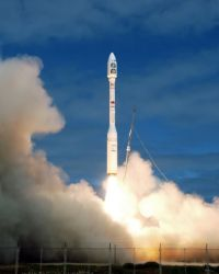 Taurus XL - Rocket launch successful Photo