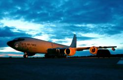 KC-135 - Away on vacation Photo