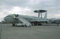 E-3A - NATO E-3A Airborne Warning and Control System Photo