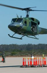 UH-1N - Starting the 'Challenge' Photo