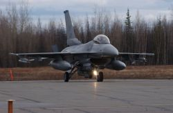 F-16 - Time to taxi Photo