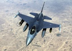 F-16 Fighting Falcon - One billionth Photo
