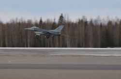 F-16 Fighting Falcon - Alaskan Falcon Photo