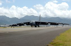 B-52 Stratofortress - Escape to Hawaii Photo