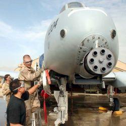 A-10 Thunderbolt II - Enduring Freedom Photo