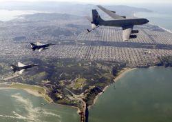 F-16 Fighting Falcons - Noble Eagle Photo