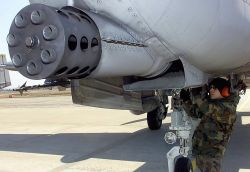 A-10 Thunderbolt II - Gun check Photo