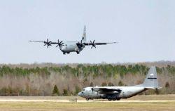 C-130J Hercules - C-130J on the way Photo