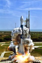 Delta II - We have liftoff Photo