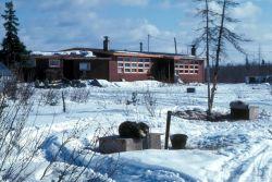 Allakaket Village Building Photo