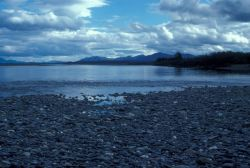 Noatak River Above Kelley River Photo
