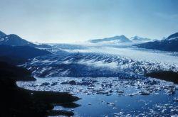 Iceberg Lake, Tustumena Glacier Photo