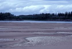 Koyukuk River Sandbars Photo