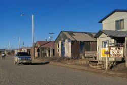 Kotzebue Shore Ave. Buildings Photo