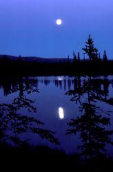 Selawik Moonscape Photo
