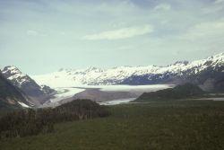 Yalik Glacier Photo