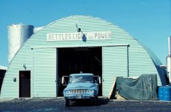 Bettles Light and Power Building Photo