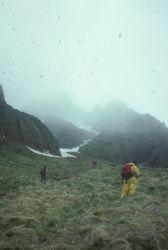 Chagulak Island Field crew, 1990 Photo