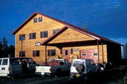 Innoko Refuge Headquarters in McGrath Photo
