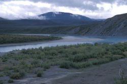 Noatak River in Summer Photo