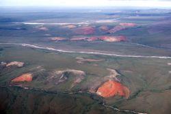 Arctic Refuge Red Hills Photo