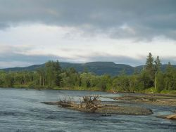 Kwethluk River, Yukon Delta National Wildlife Refuge Photo