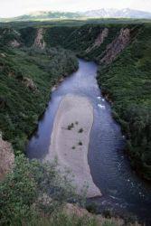 Kemuk River Sandbar Photo