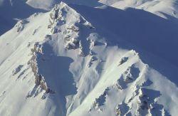 Mountain Peaks - Aerial View Photo