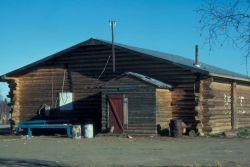 Huslia Log Community Church Photo